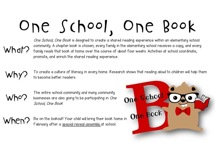 One School One Book Preview Text