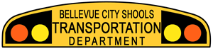 Bellevue City Schools Transportation Department Logo
