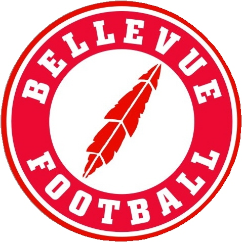 BELLEVUE REDMEN FOOTBALL CAMP 2017